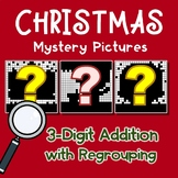 Christmas 3 Digit Addition With Regrouping