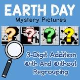 Earth Day 3 Digit Addition