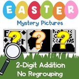 Easter 2 Digit Addition No Regrouping