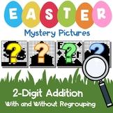 Easter 2 Digit Addition