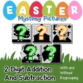 Easter 2 Digit Addition and Subtraction