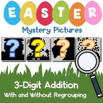 Easter 3 Digit Addition