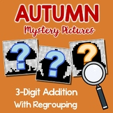 Fall 3 Digit Addition With Regrouping