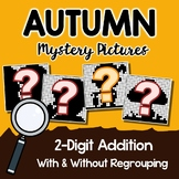 Color By Number Addition, Fall Activities For 2nd Grade Mystery Pictures