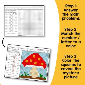 Fall 3 Digit Addition and Subtraction