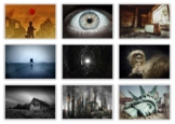 54 X Creative Writing Stimulus Picture Flash Cards. Englis