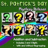 St Patrick's Day Addition and Subtraction