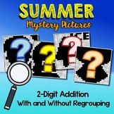 Summer 2 Digit Addition