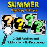 Summer 2 Digit Addition and Subtraction No Regroup
