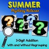 Summer 3 Digit Addition