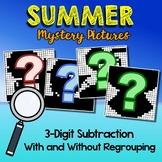 Summer 3 Digit Subtraction