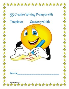Creative Writing Prompts Grades 2nd-6th