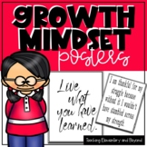 55 Printer Friendly Growth Mindset Posters
