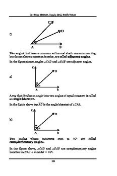 555 Geometry Problems for High School Students