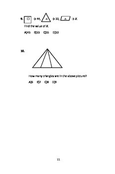 555 Math IQ Questions for Middle School Students