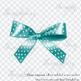 56 Teal Bows and Ribbons Clip Arts PNG Transparent