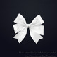 56 White Satin Bows and Ribbons Card Making Digital Images