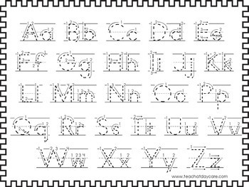 573 Alphabet Worksheets Download. Preschool-Kindergarten. Worksheets ...