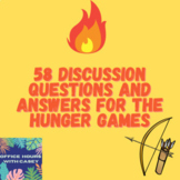 The Hunger Games - 58 Discussion Questions AND Answers