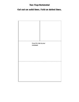 59 Blank Interactive Notebook Templates