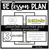 5E Lesson Plan - Math