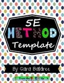 5E Method Blank Template