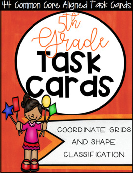5G CCSS Standard Based Task Card Bundle - Includes all G Standards