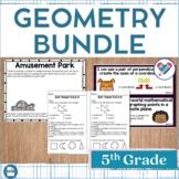 Geometry Bundle 5th Grade