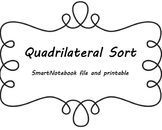 Quadrilateral Sort - SmartNotebook File