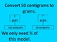 5.MD.1 Intro. to Metric Conversions