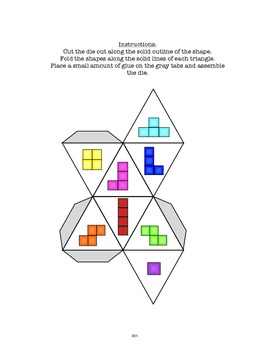 5.MD.4 Fifth Grade Common Core Worksheets, Activity, and Poster