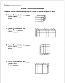 5.MD.5a Learning Volume through Decomposition