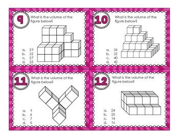 5.MD.C.4 Task Cards