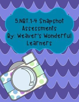 5.NBT.1-4 Assessment
