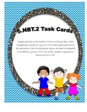 5.NBT.2 Task Cards