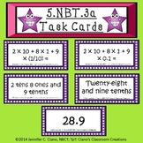 5.NBT.3a Task Cards