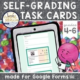 5NBT5 3 by 2 Multiplication Digital Quiz for Google Forms™