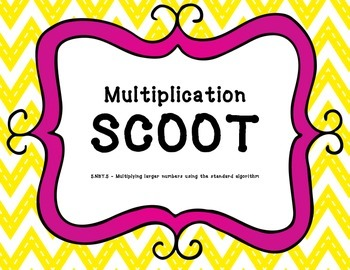 5.NBT.5 Multiplication with whole numbers
