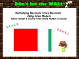 5.NBT.7 Multiplying a Whole Number and Decimal times a Who
