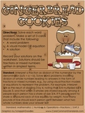 5.NF.3 Fifth Grade Common Core Worksheets, Activity, and Poster