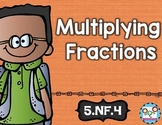 Multiplying Fractions Math Tasks and Exit Tickets