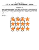 5.NF.4a Teaching Notes & Worksheets