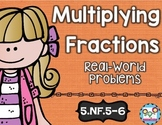 Multiplying Fractions Word Problems Math Tasks and Exit Tickets