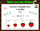 5.NF.5 Interpret Multiplication as Scaling
