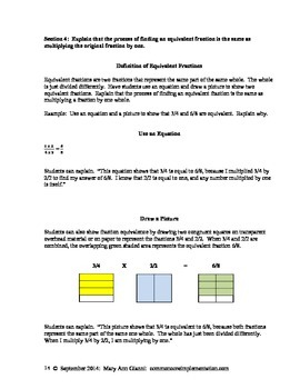 5.NF.B.5, 5.NF.B.5.A, and 5.NF.B.5.B Multiplication as Scaling