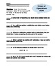 5OA1 Order of Operations Steps and Worksheet