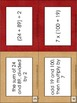 5.OA.2 Fifth Grade Common Core Worksheets, Activity, and Poster