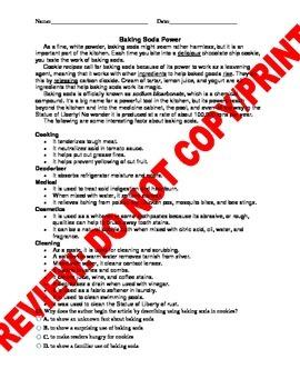 5TH GRADE CCSS ELA BENCHMARK ASSESSMENT