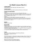 5TH GRADE GO MATH Ch. 8 Unit Lesson Plans