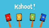 5TH GRADE MATH VOCABULARY KAHOOT GAME LINKS